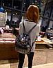 Женский рюкзак с черепом, фото 8