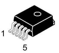 DC интеллектуальный ключ IPS5451S INFIN TO-263-5