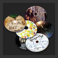 Нанесение изображения на DVD диски 4,7 Гб.