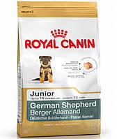Royal Canin GERMAN SHEPHERD Junior - корм для щенков до 15 месяцев 3кг