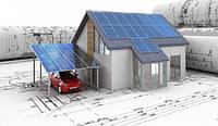 START UP solar. 10кВт трехфазная сетевая солнечная электростанция