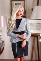 Костюм, платье + пиджак  Лилия А4 от Медини