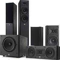 Комплект акустики JBL ARENA 170 5.1 Мощность 100Вт