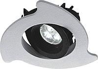 Светодиодный LED точечный светильник 3Вт, LDC901