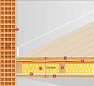 Tecsound FT 75 звукоизоляция пола деревянного (14х1200х5050мм), фото 2