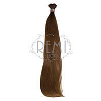 Славянские волосы в срезе 40 см. Неокрашенные светлые, фото 1
