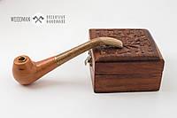 Курительная трубка из натурального дерева