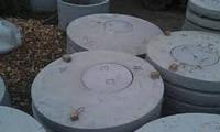 Крышки для колодца люка ПП 25 ЖБИ