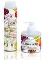 Натуральное жидкое мыло для лица и рук - Фруктовое