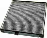 Фильтр салона (угольный) DAEWOO KALOS/Дэу Калос (KLAS) 1.2I, 1.4I OHC, 1.4 DOHC 09/2002-, Q-TOP QC1104C