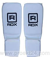 Защита голени и стопы RDX White-M