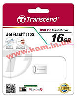 USB накопитель Transcend JetFlash 510 16GB (TS16GJF510S)