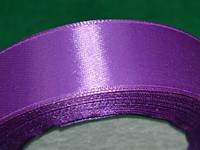 Стрічка атласна 25 мм ( 23 метри) світло - фіолетовий 16307
