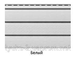Панель софит АйДахо (Польша) белый