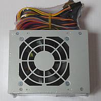 Блок питания для компьютера LogicPower MATX-400W micro-ATX 2 SATA, OEM (SFX)