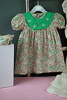 Детское платье с трусиками
