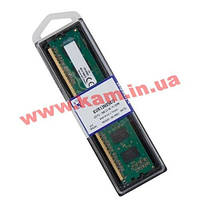Оперативная память Kingston ValueRAM < KVR13N9S6 / 2 > DDR-III DIMM 2Gb < PC3-10600 > (KVR13N9S6/2)