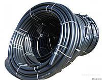 ПЭ-труба  Дана черная д.63 PN10*4,7