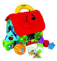 Детская игрушка мягкий сортер Дом K's Kids 10460 EUT/06-507
