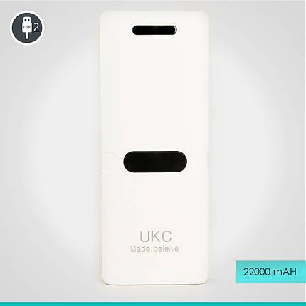 УМБ UKC Power Bank 22000 mAh, фото 2