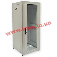 """Шкаф 19"""" 28U, 610 х 675 мм (Ш*Г), серый (UA-MGSE2866MG)"""
