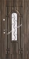 Двери бронированные с стеклом