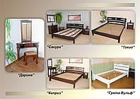 Спальный гарнитур из дерева