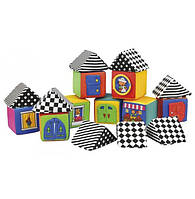 Мягкие развивающие кубики K's Kids 13003 EUT/22-995