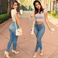 Жіночі джинси Rhinestone Denim