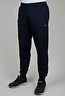 Летние спортивные брюки мужские Nike 1693 Тёмно-синие