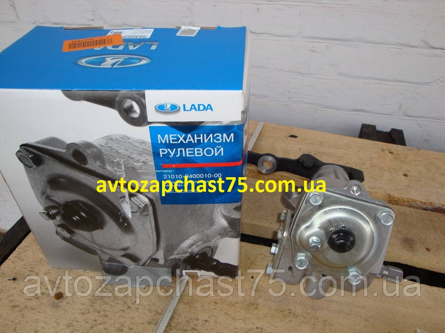 Механизм рулевой Ваз 2101, 2102, 2103, 2106 (Автоваз)