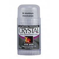 Дезодорант Crystal (Кристалл) для мужчин (без запаха), 120гр., CRYSTAL, фото 1
