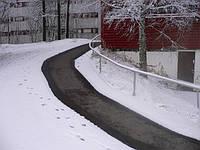 Одножильный нагревательный кабель PROFI THERM (Eko плюс) 23 для систем снеготаяния