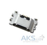 (Коннектор) Aksline Разъем зарядки Sony C6802 XL39h Xperia Z Ultra / C6806 Xperia Z Ultra / C6833 Xperia Z Ultra / D5303 Xperia T2 Ultra / D5306