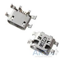 (Коннектор) Aksline Разъем зарядки Sony D2302 Xperia M2 Dual / D2303 / D2305 / D2306