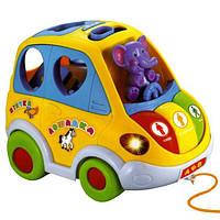 Развивающая игрушка Joy Toy 9198 Автошка