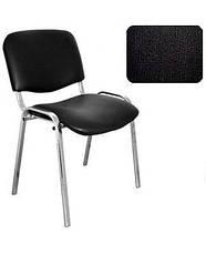 Черный кожзаменитель, экокожа для обивки кресел, диванов, стульев, табуреток и входных дверей на метраж, фото 3