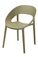 Кресло Шелл (ПЛ зеленый чай) (Domini TM)