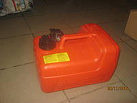 Топливный бак с датчиком топлива 12л Mercury (оригинальный), пластик