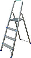 Лестница алюминиевая Кентавр 4С