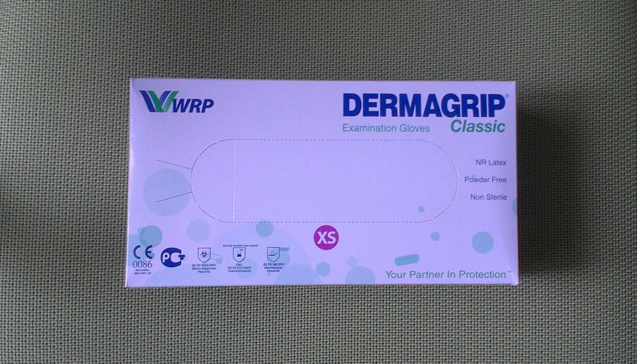Перчатки нитриловые Dermagrip Ultra LT (100 пар)