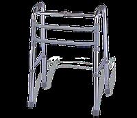 Шагающий алюминиевый ходунок без колес ReMED