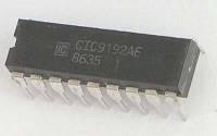 DC-DC преобразователь интегральный L4963W ST DIP18