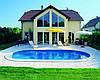 Сборный каркасный бассейн Toskana 5,0 x 11,0 х 1,5 м