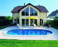 Сборный каркасный бассейн Toskana 5,0 x 11,0 х 1,5 м, фото 1
