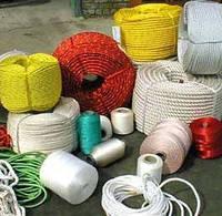 Шнуры, веревки, нити