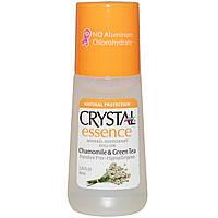 """Дезодорант-рол для тела Crystal (Кристалл) """"Ромашка и зеленый чай"""", 66мл., CRYSTAL"""