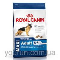 Royal Canin Maxi Adult 5+ - корм для собак крупных пород 4кг