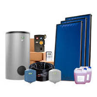 Комплектный пакет оборудования Ensol. Приготовление горячей воды для 2-х человек