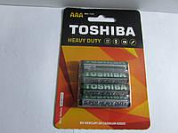 Бат TOSHIBA Heavy Duty R03 блистер 1x4 шт.